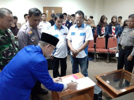 Dihadiri Brigjenpol Victor Pudjiadi, Wilson Lantik Pengurus PPWI Kota Depok 113