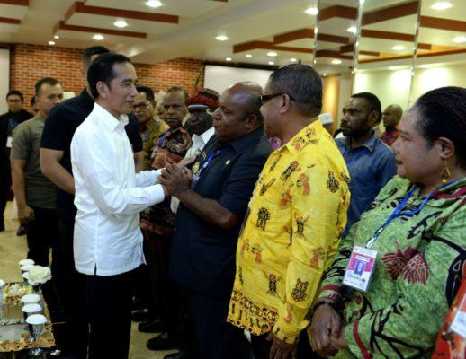 Presiden Akan Tindak Lanjuti Pemekaran Wilayah di Pegunungan Tengah Papua 111