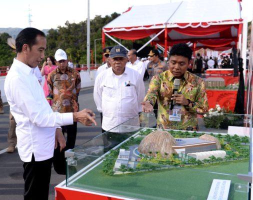 Presiden Jokowi Apresiasi Pencanangan Papua Muda Inspiratif 103