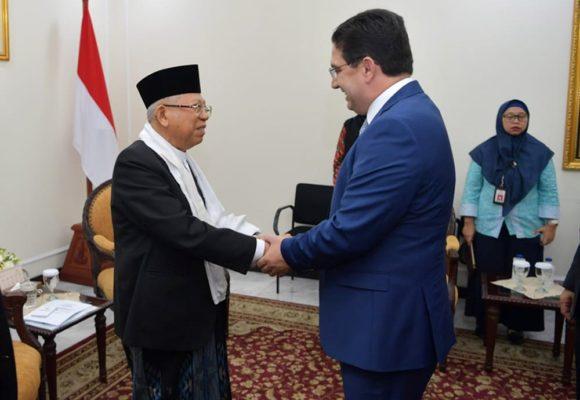 Ingin Tingkatan Kerjasama Berbagai Bidang, Menteri Luar Negeri Maroko Kunjungi Indonesia 112