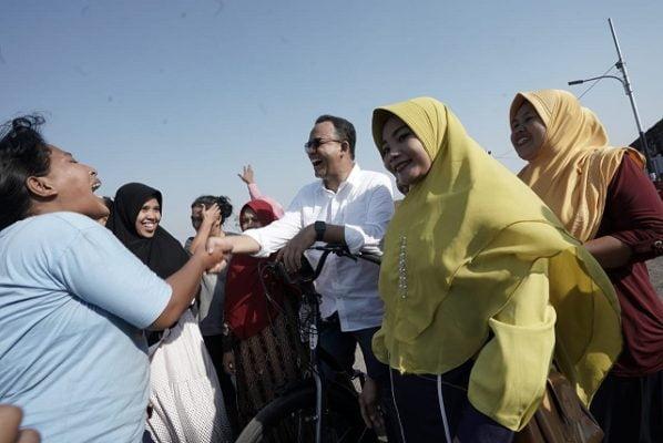 Anies: Kampung Akuarium Akan Menjadi Kampung Wisata Bahari 101