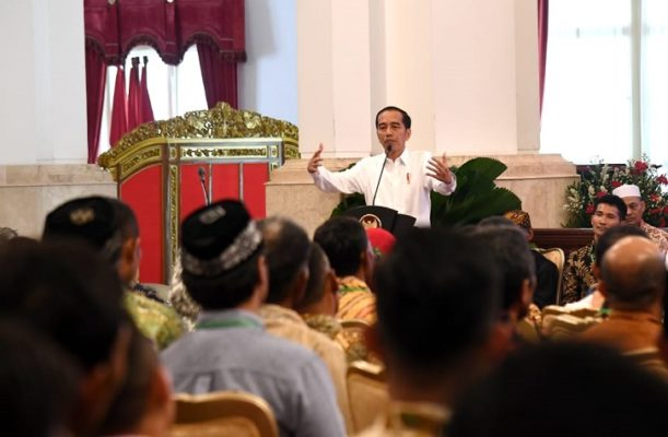 Presiden Jokowi Berkomitmen Selesaikan Perhutanan Sosial dan Reforma Agraria 1