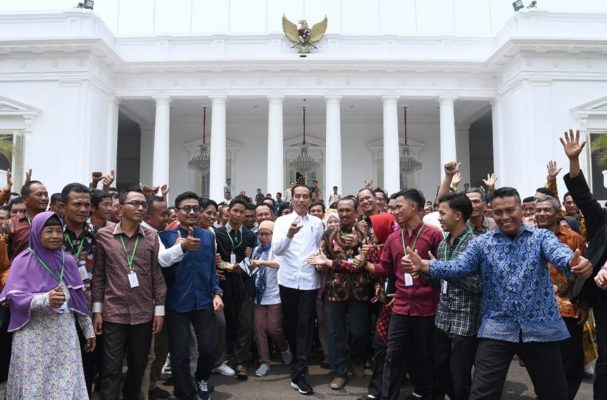 Presiden Jokowi Berkomitmen Selesaikan Perhutanan Sosial dan Reforma Agraria 2