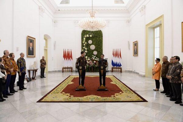 Presiden dan PM Belanda Bahas Peningkatan Kerja Sama Vokasi 111