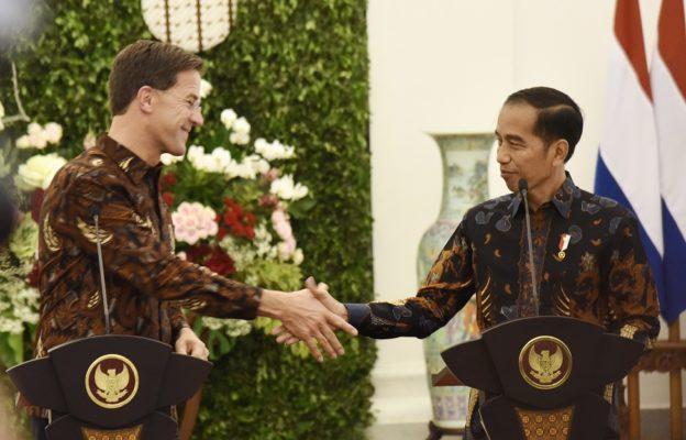 Soal Kelapa Sawit, Presiden Jokowi Berharap Dukungan Belanda 1