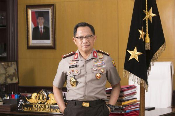 Tito Karnavian Masuk Dalam Kabinet