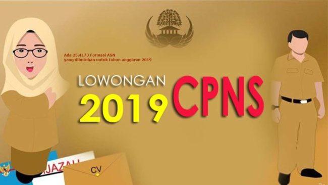 2,4 Juta Akun Pelamar CPNS Terdaftar di Portal SSCN, Baru 10,6% Tuntaskan Hingga 'Submit' 101