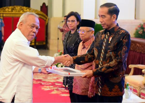 Agar Jadi 'Trigger' Pertumbuhan, Presiden Jokowi Minta K/L Penerima DIPA Segera Lakukan Lelang 113