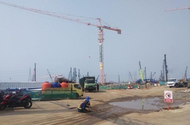 Proyek Pembangunan Stadion BMW Terus Berjalan 113
