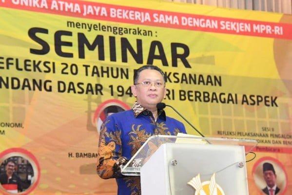 Bamsoet : Perubahan UUD Negara Republik Indonesia 1945 Tidak Dapat Dilakukan Tanpa Kehendak Rakyat 113