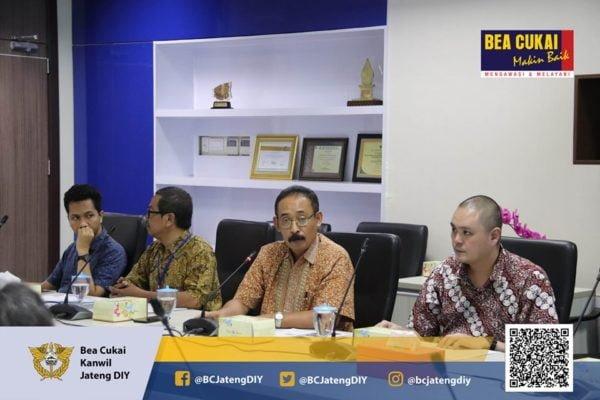 Bea Cukai Jateng DIY Kembali Tambah Daftar Perusahaan Penerima Fasilitas Kepabeanan 113
