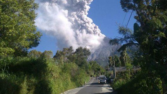 Gunung Merapi Meletus, Masyarakat Diimbau Tidak Melakukan Aktivitas Dalam Radius 3 Km
