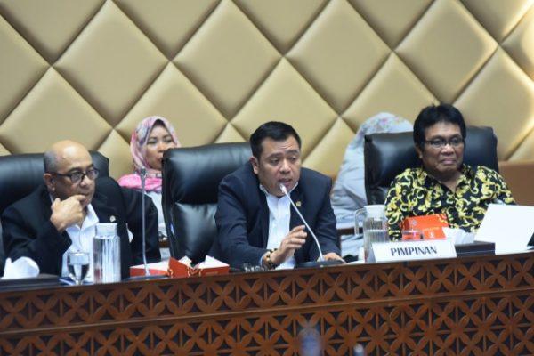 DPR RI Komisi V : DPR Siap Bahas Perluasan Kewenangan KNKT 113