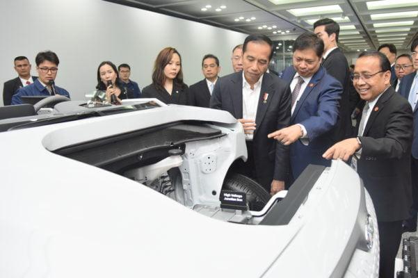 Serap 3.500 Tenaga Kerja, Luhut: Rencana Investasi Hyundai Dilakukan di Bekasi, Dan Akan Berlanjut 112