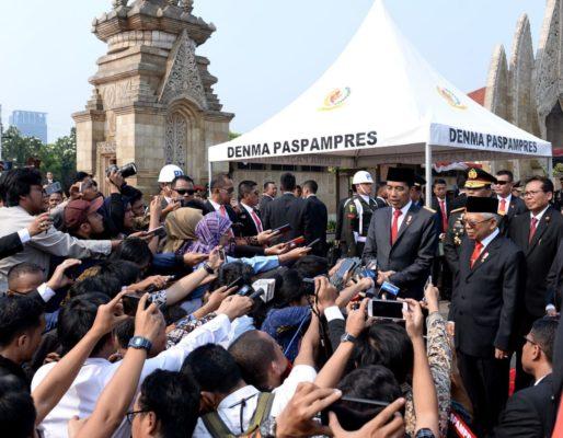 Presiden Pimpin Peringatan Hari Pahlawan Tahun 2019 di TMP Kalibata 114