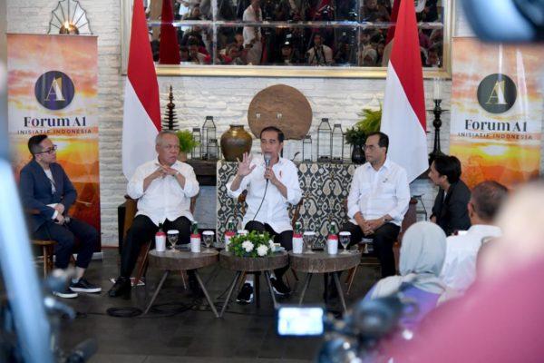 Presiden Joko Widodo : Tahapan Besar Menuju Indonesia Emas 2045 113