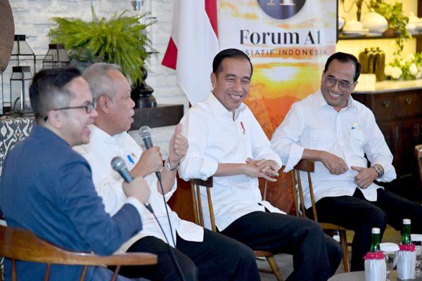 Presiden Jokowi Ungkap Pentingnya Pembangunan Infrastruktur bagi Indonesia 114