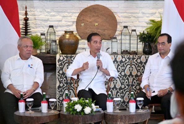 Presiden Jokowi Ungkap Pentingnya Pembangunan Infrastruktur bagi Indonesia 113