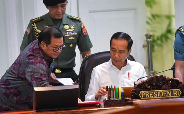 Presiden Jokowi Ingin RPJMN 2020-2024 Disusun Secara Jelas Dan Realistis 114
