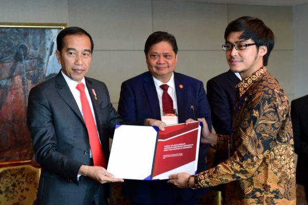 Presiden Jokowi : Pemerintah Mulai Menata Soal Riset dan Inovasi 113