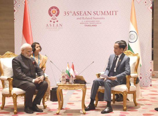 Indonesia Dorong ASEAN dan India Pererat Kerja Sama dalam Kerangka Indo-Pasifik 111