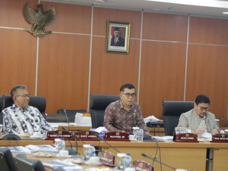 Komisi A Lakukan Pendalaman Rancangan KUA-PPAS Satpol PP 111
