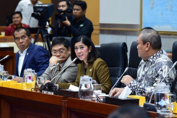 DPR RI Komisi I : Dukung Perbaikan Sistem Pertahanan Nasional 111