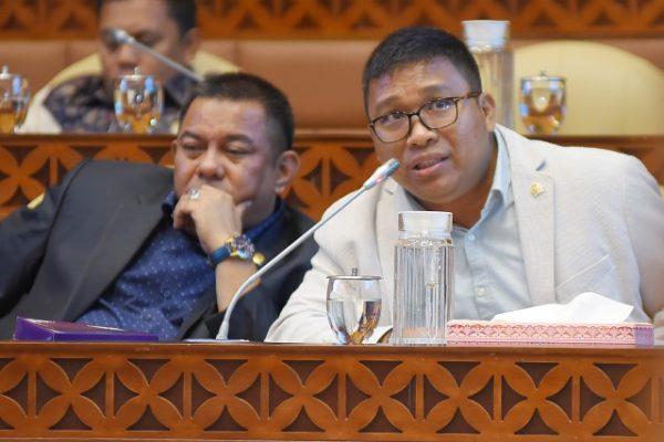 DPR RI Komisi V : Legislator Usul DPR Lahirkan RUU IKN 111