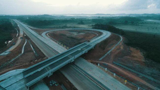 Infrastruktur Mulai Dihubungkan, Presiden Jokowi: Fokus Pemerintah 5 Tahun Ini Bangun SDM 113