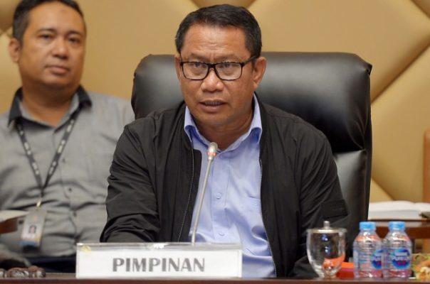 DPR RI Komisi V : Sukseskan Lima Prioritas, Komisi V Dorong BASARNAS-BMKG-BPWS Tingkatkan Sinergi 113