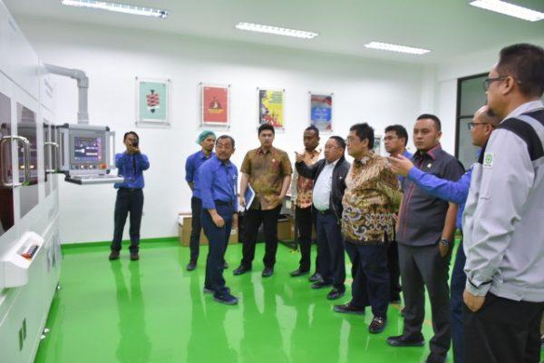 DPR RI Komisi I : Legislator Harap PT. Len Industri Buat Alutsista Mandiri 113