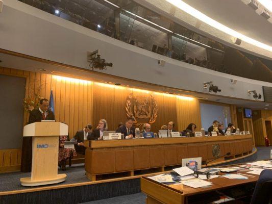 Indonesia Calonkan Kembali Jadi Anggota Kategori C Dewan IMO dan Calonkan BPK Sebagai Eksternal Auditor 113