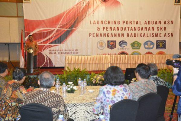 Menkominfo : Butuh ASN Berkualitas Unggul Agar Indonesia Mampu Bersaing 113
