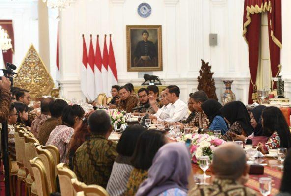 Optimisme Presiden Jokowi Akan Potensi Lompatan Kemajuan di Bidang Pendidikan 113