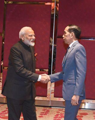 PM Modi Apresiasi Inisiatif Indonesia atas Outlook ASEAN Mengenai Indo-Pasifik 113