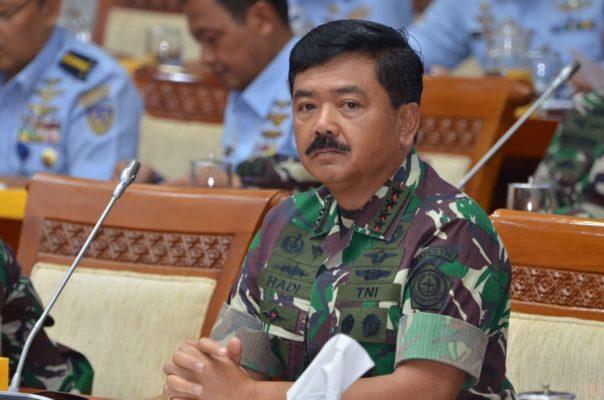 Panglima TNI : TNI Prioritaskan Peningkatan Kekuatan Pertahanan Tahun 2020 101