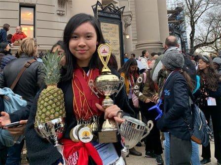Pelajar Dki Juara 1 World Scholar's Cup Di Amerika 101