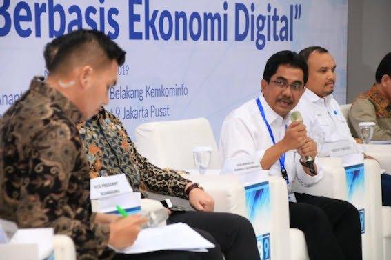 Pemerataan Berbasis Ekonomi Digital Tingkatkan Daya Saing Desa 113