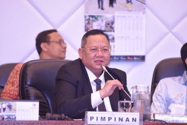 DPR RI : Pemerintah Diminta Segera Bentuk Badan Pangan Nasional 113