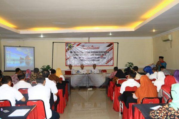 Pemerintah Kabupaten Pemalang Gelar Sosialisasi Tanda Tangan Elektronik 111