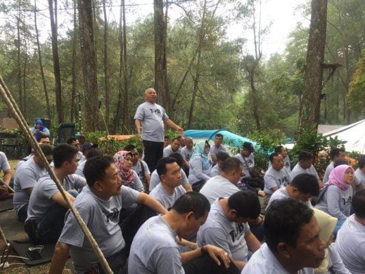 Pemkot Bekasi Adakan Pembekalan Bagi Camat dan Lurah 113
