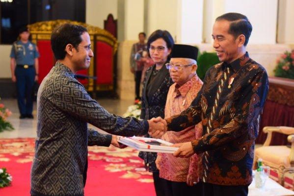 Presiden Jokowi Minta Pemerintah Pusat, Provinsi Dan Daerah Kerja Bersama Dalam Pembangunan 113