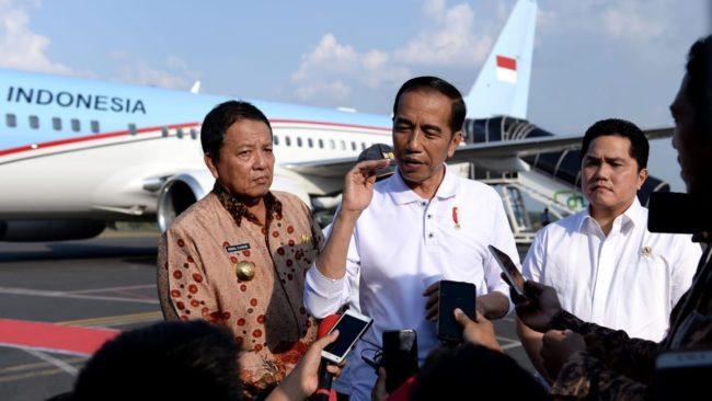Presiden Jokowi Sebut Manajemen Penanganan Gempa di Maluku Sudah Lebih Baik 113