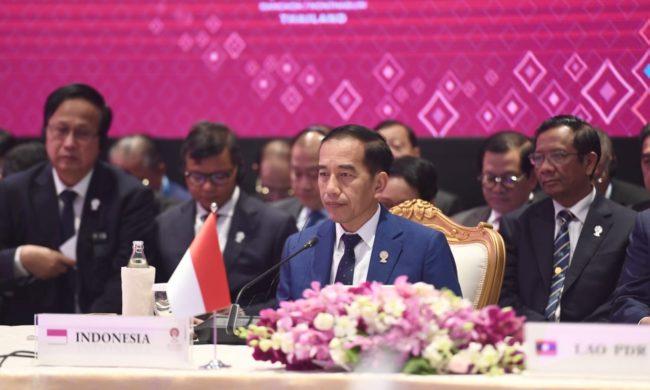Presiden Jokowi Akan Hadiri Rangkaian KTT Peringatan 30 Tahun ASEAN – Korea di Busan 113