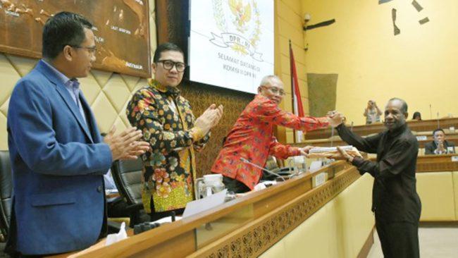 DPR RI Komisi II : RUU Pertanahan Harus Berpihak pada Kepentingan Rakyat 113