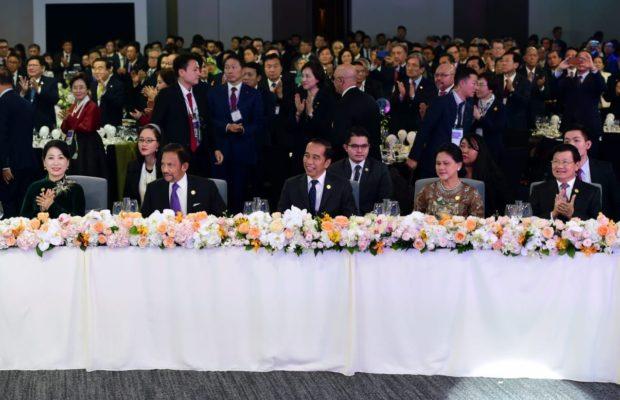 Ingin Semenanjung Korea Damai, Presiden Jokowi: Penting, Bagi ASEAN Terus Kirim Pesan Perdamaian Kepada Korut 113