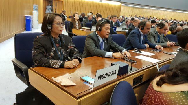 Indonesia Terpilih Kembali Jadi Anggota Dewan IMO, BPK Terpilih Jadi External Auditor 113
