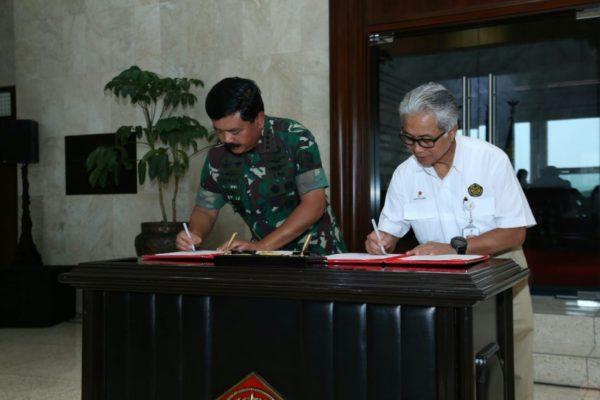 TNI Jalin Kerja Sama Dengan SKK Migas dalam Kegiatan Usaha Hulu Minyak dan Gas Bumi 113