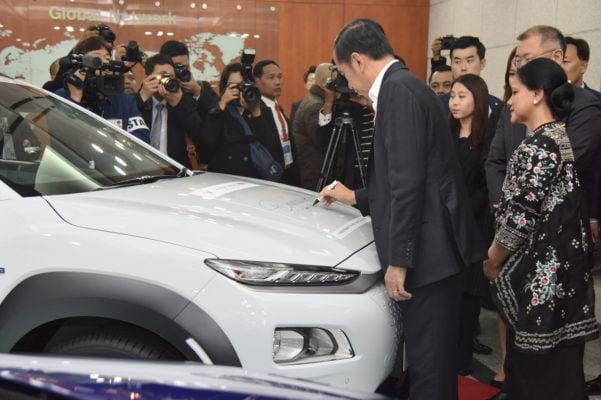Serap 3.500 Tenaga Kerja, Luhut: Rencana Investasi Hyundai Dilakukan di Bekasi, Dan Akan Berlanjut 111