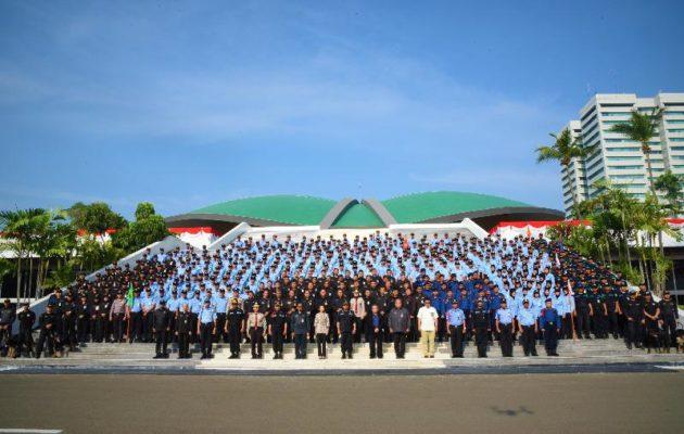 DPR RI Komisi I : Tekankan Upaya Dialog Selesaikan Masalah Papua 111